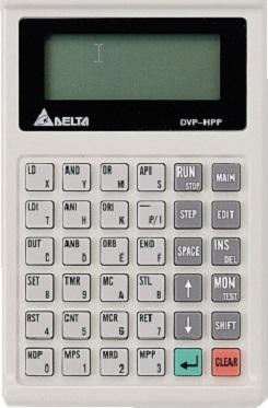 Delta PLC Handheld Programming Panel DVPHPP02